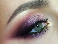 Блестящий макияж: особенности, техника нанесения, секреты создания яркого макияжа. Фото пошагового выполнения макияжа с блестками