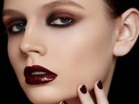 Бордовый макияж — продукты для создания макияжа в бордовых оттенках.  Примеры макияжа с фото и видео. Пошаговая инструкция и секреты мастеров, как правильно сделать макияж