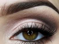 Коричневый макияж — самые красивые идеи, особенности выбора материалов и инструментов (85 фото)