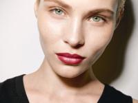 Красный макияж — современный дизайн, особенности применения и лучшие сочетания (105 фото и видео)