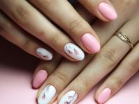 Маникюр на овальные ногти — 100 фото лучших новинок и модные тенденции оформления ногтей
