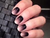 Маникюр с градиентом: 115 фото и видео как сделать модный дизайн ногтей своими руками