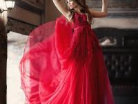 Прически под платье