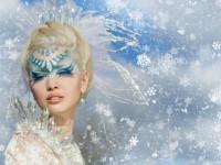 Снежный макияж — мастер-класс в создании образа Снежной королевы. Основные принципы макияжа, подготовка кожи и нанесение основы, макияж глаз. Рекомендации визажистов