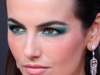 Зеленый макияж — красивые идеи сочетания с прической, цветом глаз и маникюром (135 фото + видео)