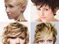 Прически на короткие волосы: простые и стильные. Как делать прически на короткие волосы? 80 интересных идей креативных и модных причесок