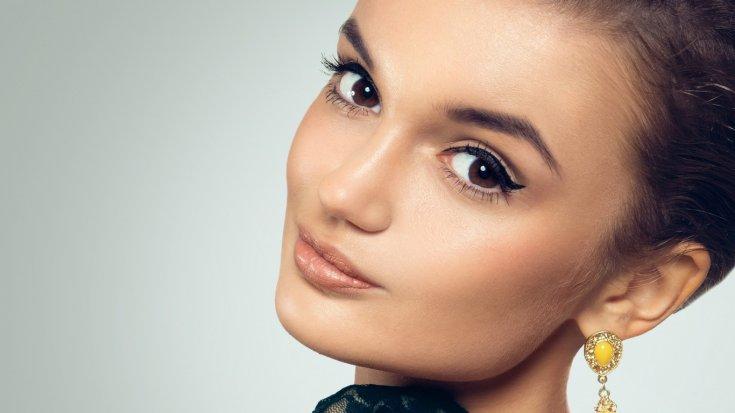 Простой макияж на каждый день пошагово