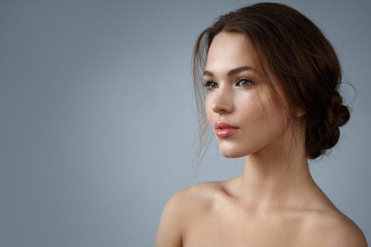 Как он выглядит натуральный макияж