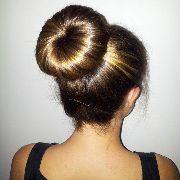 картинки шишка волосы для удобного