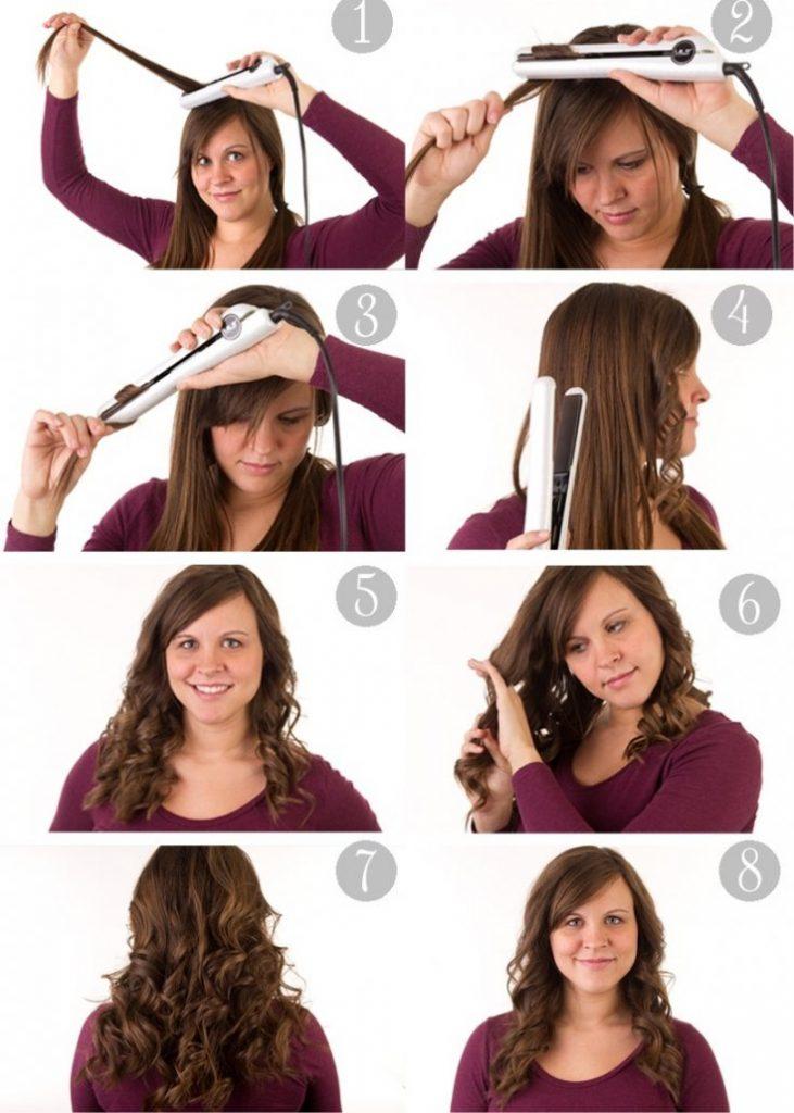 этого черепа как завить волосы утюжком пошаговое фото методы позволяют установить