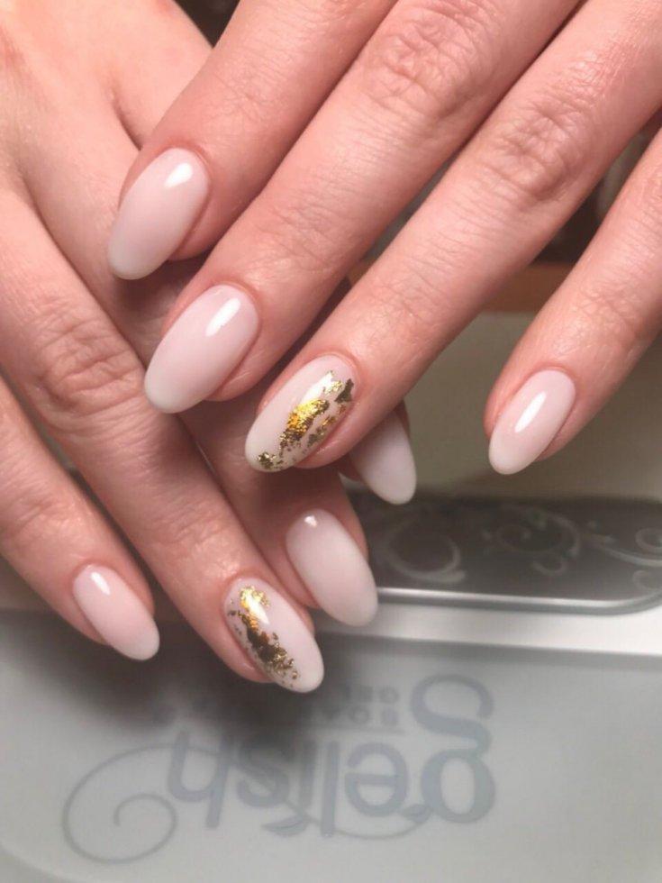 Свадебный маникюр - модные идеи и красивые варианты оформления ногтей невесты (85 фото)